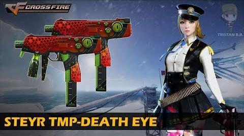 CrossFire China Steyr TMP-Change Dual Death Eye