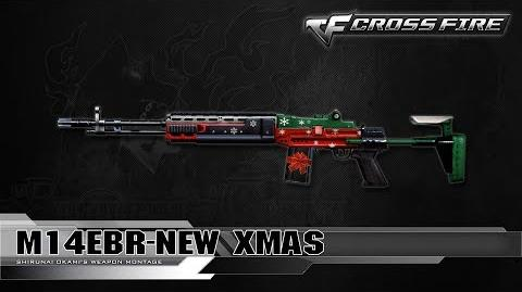 CrossFire Japan M14EBR-New Xmas ☆