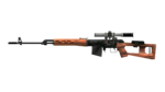 Dragunov Render1