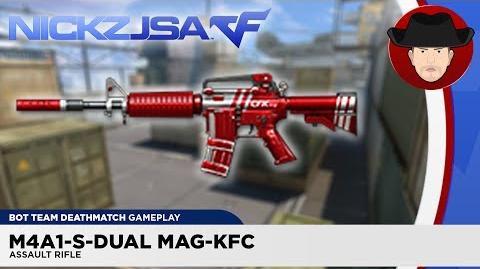 M4A1-S-Dual Mag-KFC CROSSFIRE China 2