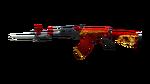 AK47 KNIFE RED DRAGON RD1