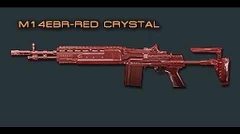 Cross Fire Russia M14 EBR-Red Crystal Review !