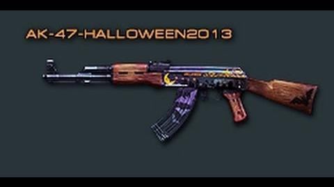 Cross Fire China -- AK-47-Halloween 2013 -Review-!