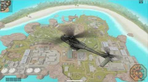 【CF】 Cross Fire China Mini Royal 1 - Mysterious Island (Battle Royale) 神秘岛!