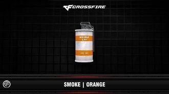 CF Smoke Orange