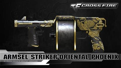CrossFire China Armsel Striker-Oriental Phoenix ☆