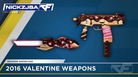 CrossFire Indonesia 2016 Valentine Weapons Showcase-0