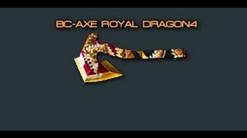 Cross Fire China BC Axe-Ancient Dragon (Royal Dragon 4) Review!