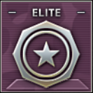 Elite Badge Class B Level 2