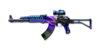 AK-47 Scope Devil Wing