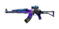 AK-47 Scope Devil Wing