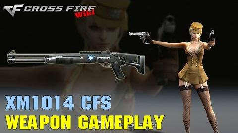 CrossFire - XM1014 CFS - Weapon Gameplay