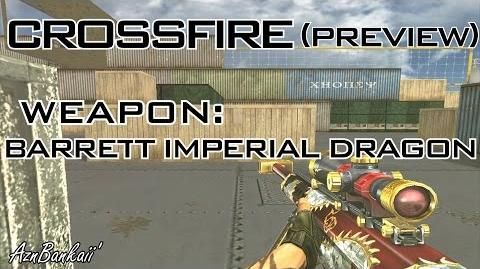 CrossFire Barrett-Imperial Dragon (Chaos Dragon) Preview & Comparison