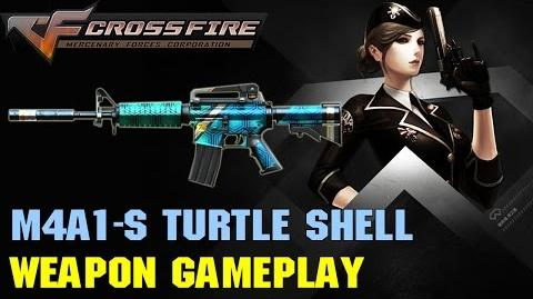 CrossFire VN - M4A1-S Turtle Shell