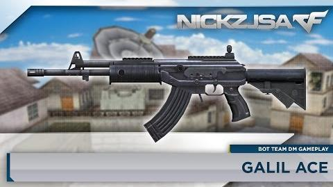 Galil ACE - CROSSFIRE China 2