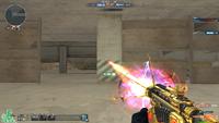M4A1 S UNDER TECH GOLD LASER BEAM