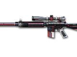 Knight SR-25 Ares