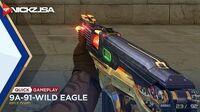 9A-91-Wild Eagle (VVIP) CROSSFIRE China 2