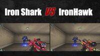 CFW AWM-IronHawk HMX Comparison + Gameplay