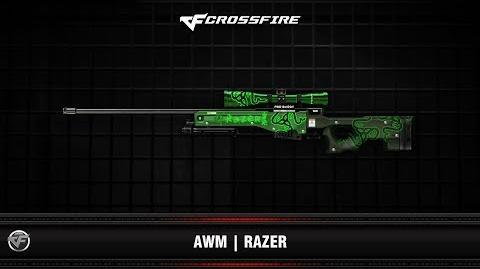 CF AWM Razer