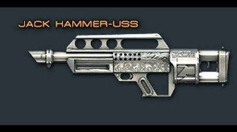 Cross Fire China -- Jack Hammer-Ultimate SilverSmith (USS) -Review-!