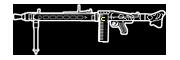 HUD MG3-CAMOSKULL