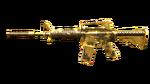 M4A1 S GOLD BLACK DRAGON RD