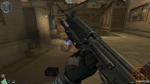 【CF】 Cross Fire China Nano Dawn Village (NANO4 Terminator Nano Evil Terminator Mode)!