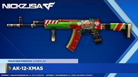 AK-12-XMAS CROSSFIRE Indonesia 2