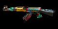 AK47 GRAFFITI