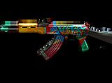 AK47-Graffiti