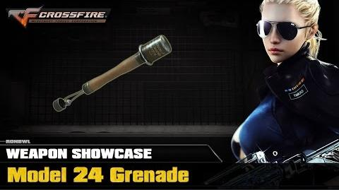 CF China - Model 24 Grenade (Showcase)