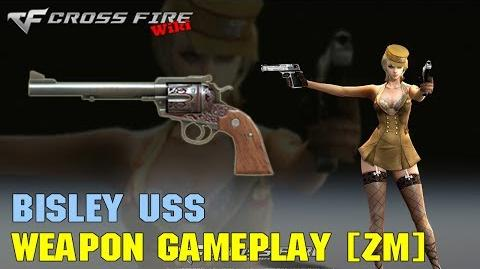 CrossFire - Ruger Bisley USS - Weapon Gameplay