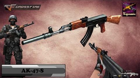 Cross Fire Vietnam (Đột Kích) AK-47-S Gameplay