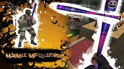 RU CrossFire Baseball Bat-Halloween (2015) Review!
