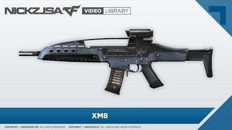 XM8 CrossFire 2