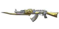 AK-47 Beast Imperial Gold