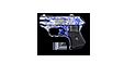 COP 357 Derringer-Blue Pottery (s)