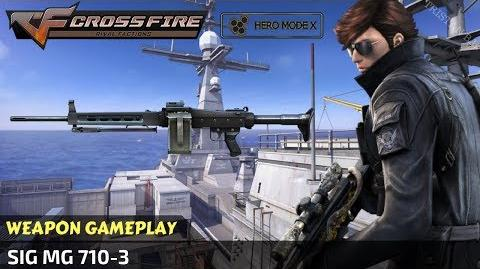 CrossFire - SIG MG 710-3