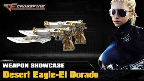 CrossFire VN - Desert Eagle-El Dorado