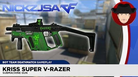 Kriss Super V-Razer CROSSFIRE China 2