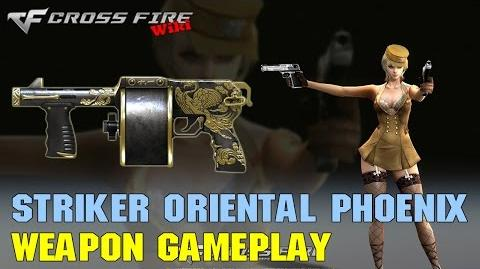 CrossFire - Armsel Striker Oriental Phoenix - Weapon Gameplay