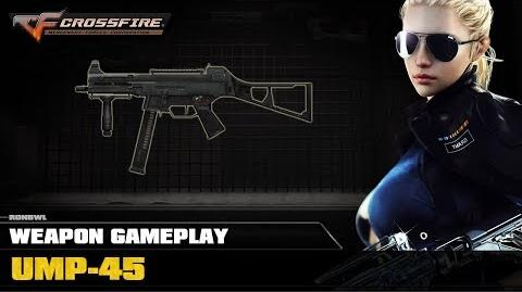 CrossFire VN - UMP-45