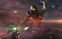 Titan Citadel Artwork