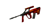 AUG A1 RED DRAGON RD2
