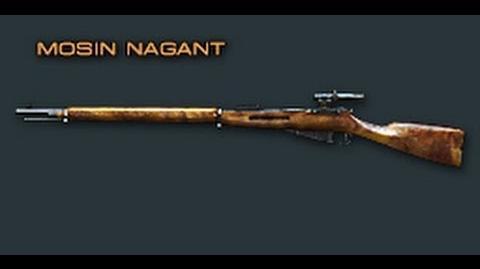 Cross Fire VietNam -- Mosin Nagant -Review-!