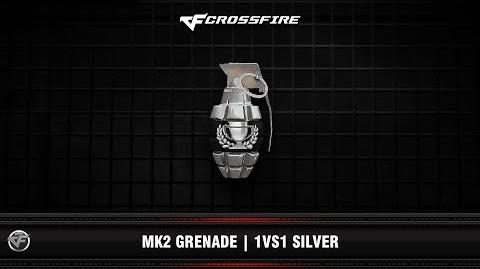 CF MK2 Grenade 1vs1 Silver