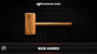 CF Wood Hammer