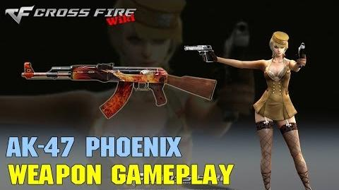 CrossFire - AK-47 Phoenix - Weapon Gameplay