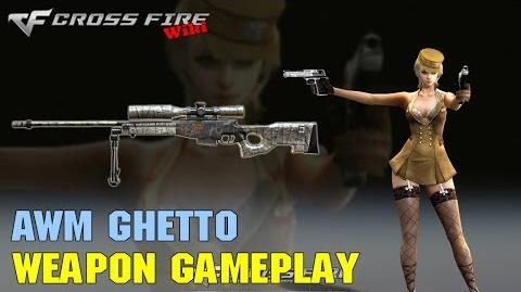 CrossFire - AWM Ghetto - Weapon Gameplay